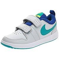 Nike Pico 5 (Psv), Unisex Kids' Sneakers, Multicolour (Photon Dust/Oracle Aqua/Hyper Blue 003), 35 EU