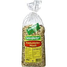 Neu Seitenbacher Müsli Frühstücksmüsli,3er Pack (3x 1 kg