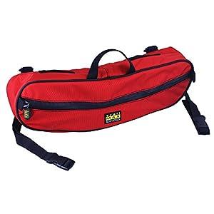 Trailmax 500 Cantle Pocket Rot Satteltasche Western Packtasche, Bananenpacktasche