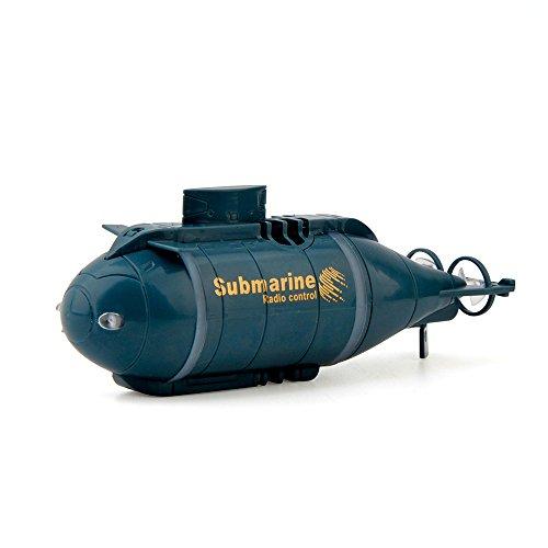 Preisvergleich Produktbild Gizmovine Mini Micro Ferngesteuerte RC Boot Rennen Unterseeisch Submarine R/C Spielzeug mit 40MHz Fernbedienung 777-216 Kinder Geschenk