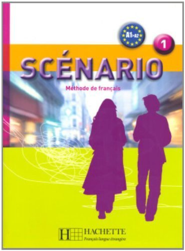 Scenario Level 1 Textbook with CD (French Edition) Pap/Cdr edition by DuBois, Anne-Lyse (2009) Paperback