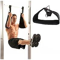grofitness correas abdominales brazo para colgar cinturón pull Up Crunch Sling Crossfit entrenamiento ajustable