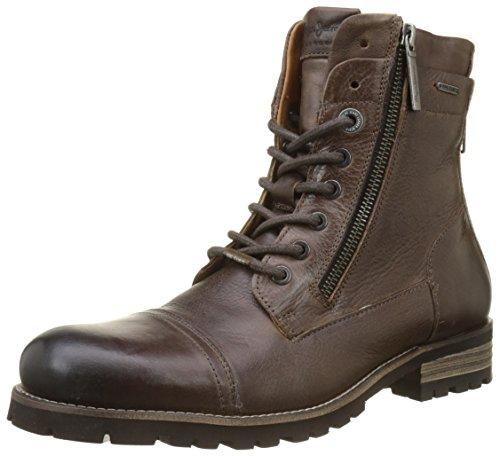 Pepe Jeans London Herren Melting Flex Klassische Stiefel, Braun (Brown), 44 EU