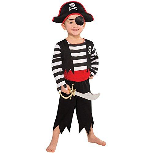 Déguisement enfant - Pirate - 4-6ans