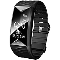 Willful Orologio Fitness Tracker Watch Braccialetto Cardiofrequenzimetro da Polso Smartwatch Impermeabile IP67 Donna Uomo Bambini Bluetooth HR Sport per Samsung Huawei iPhone Android iOS Smartphone
