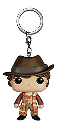 Funko - POP Keychain: Doctor Who - Dr #4