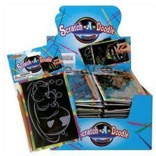 Graffio a Doodle Per bambini Giocattolo/Accessori E Gadget Sacchetti Regalo, pacco da 2