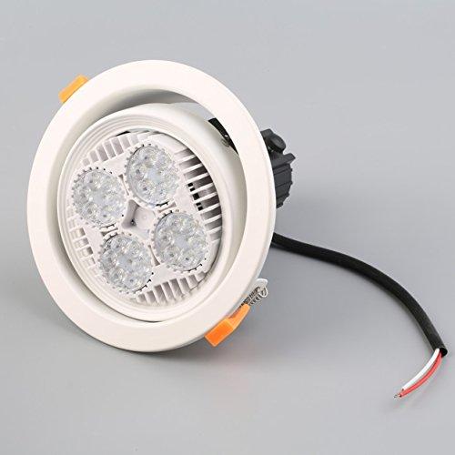 24/35/40W Schmuck Display LED Lampe Track Spot Licht Schaukel Lampe Shop Halle