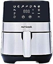 Nutricook Rapid Air Fryer by Nutribullet - 3.6 Liters, 1500 Watts, Silver/Black