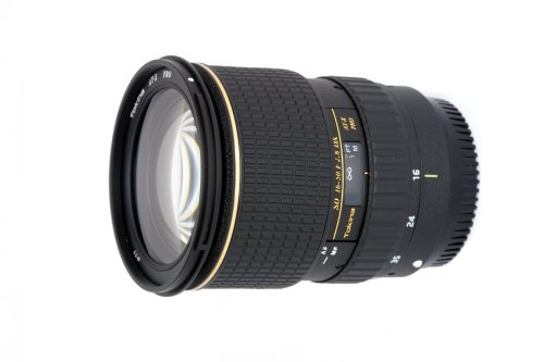 Deals For Tokina AF16-50mm F/2.8    AT-X 165 PRO DX    Canon Discount