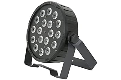 High Powered RGB 3-in-1 LED PAR Can
