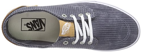 Vans Brigata, Sneakers Basses mixte adulte Gris (Washed Herringbone/Folkstone Gray)
