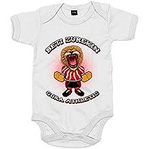 Body bebé Athletic Bilbao fútbol ...