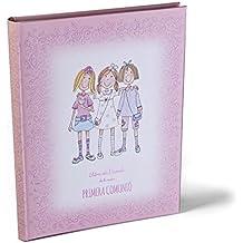 Busquets  - Libro de mi primera comunión niñas  salmón