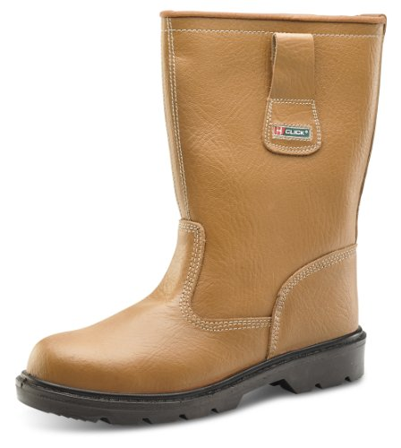 Click Rigger Boot Unlined SUP - Size 8 - Rigger Boot