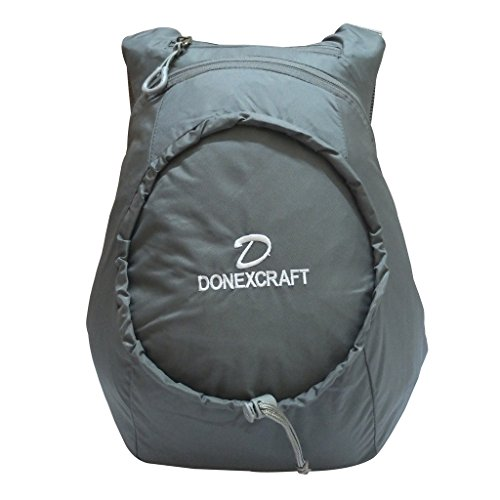Donex Quechua 15 L Polyester Ultra light backpack Black