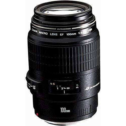 Canon EF 100mm F2.0 USM Objektiv (58mm Filtergewinde) schwarz