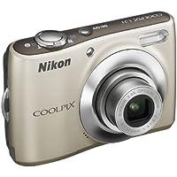 Nikon L21 Digitalkamera Silber