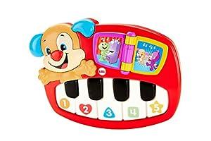 Fisher-Price DLD20 Instrumento Musical de Juguete Piano Juguete Musical - Juguetes Musicales (Instrumento Musical de Juguete, Piano, 0,5 año(s), 3 año(s), Niño/niña