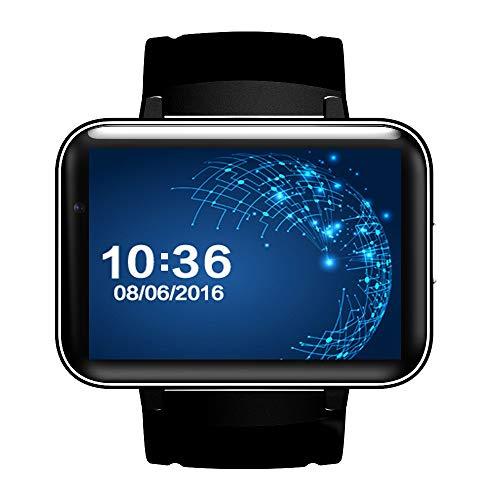 WCPZJS DM98 Smart Uhr MTK6572 3g Smartwatch 900mah Batterie 512mb Ram 4gb Rom Kamera Bluetooth GPS WiFi Smart Watch Herrenuhr
