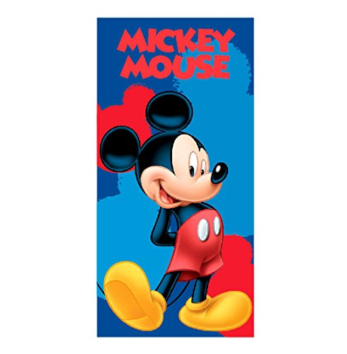 Mickey Mouse - Handtuch aus Mikrofaser Mickey-mouse-handtuch