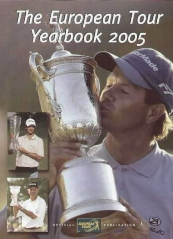 European Tour Yearbook 2005 2005 (Golf)