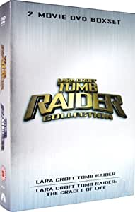 Bipack Angelina Jolie : Tomb Raider + Tomb Raider 2 [Édition Collector]