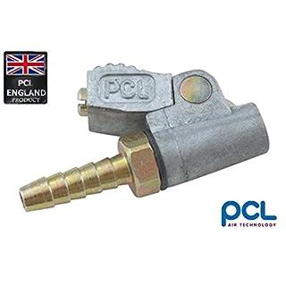 1 Stück Hebelstecker mit Nippel 6.35mm PLC CO2J03 / Stecker / Kompressoren / Druckluft / Werkzeug / Ventil / Feste Konstruktion / Schlauch / Werkstatt / Reparature / Reparieren / Made in England / Tool / Reifen / Aufpumpen / aufblasen / Rad / Räder / PKW / LKW / UK
