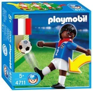 Preisvergleich Produktbild PLAYMOBIL 4711 - Fussballspieler Frankreich