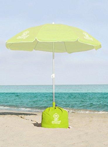 Porta ombrellone da spiaggia solboy® edizione speciale (verde)
