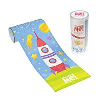 Measure Me! Roll-up Height Chart for Children - Super Space