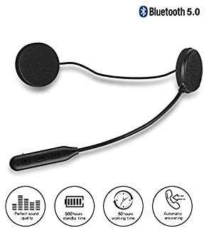 EBTOOLS Motorcycle Intercom Bluetooth Helmet Headset BT V4.1