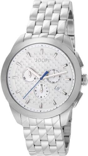 Joop - JP101071F01 - Montre Homme - Quartz Chronographe - Chronomètre - Bracelet Acier Inoxydable Argent