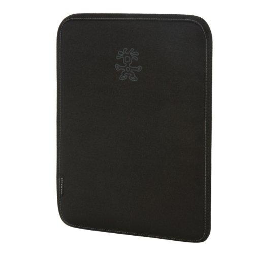Crumpler iPad Sleeve Giordano Special, black / dk. nickel, GSIP-001