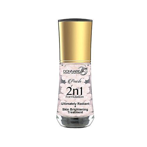 Donna Bella Cosmetics - Perlas 2n1 Serum radiante