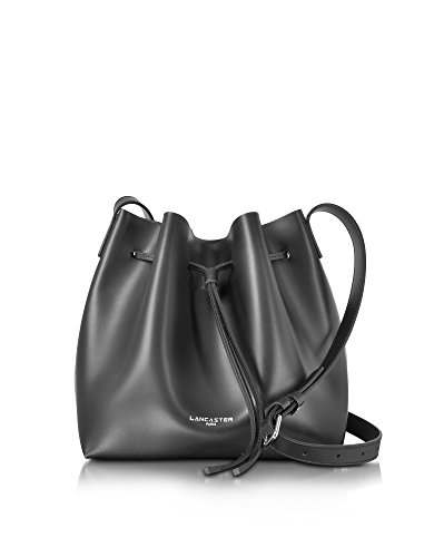lancaster-paris-womens-42310noir-black-leather-shoulder-bag