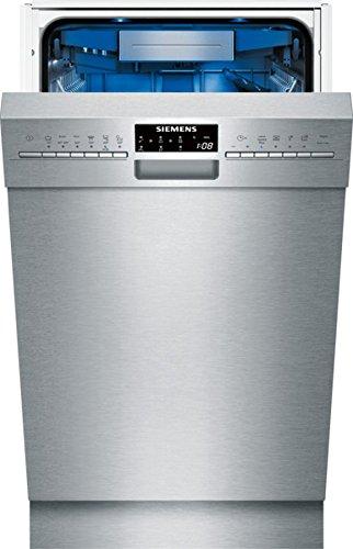 Siemens iQ500 SR456S01TE lavavajilla Semi-incorporado