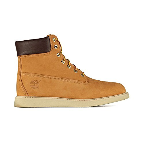 Newmarket 6 Inch Wedge Boot Waterproof C44529 - Wheat Nubuck Jaune
