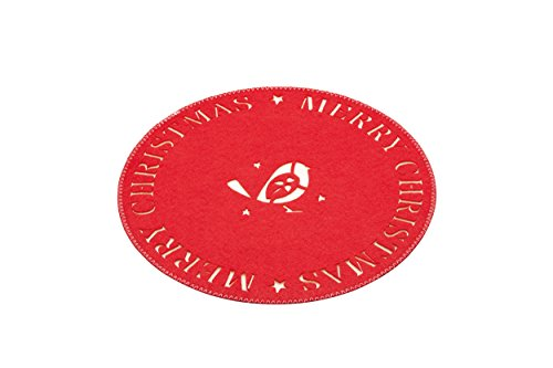 kitchencraft-little-red-robin-christmas-felt-placemats-28-cm-11-set-of-4-red