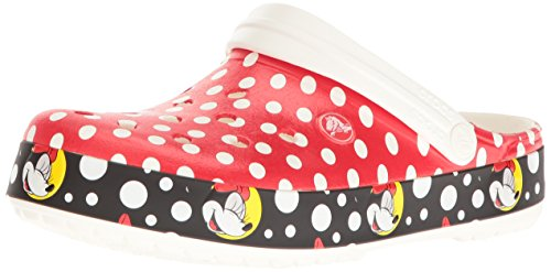 Crocs Women's Crocband Minnie Mouse Clog