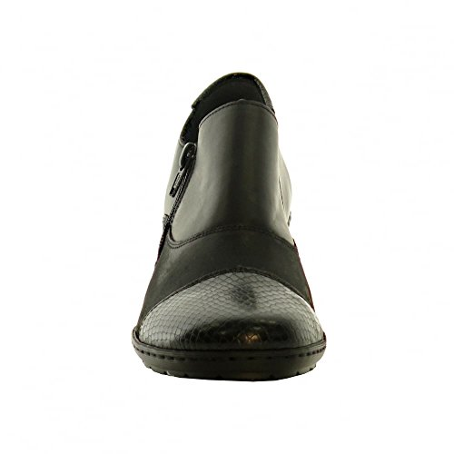 RIEKER Rieker Womens Shoe 57173-0 Black Noir