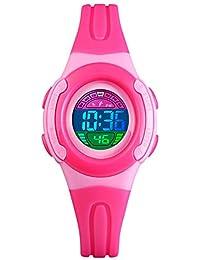 e3758369f8c3 Amazon.es  Alarma - Relojes de pulsera   Niña  Relojes