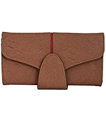 fantosy Tan Womens Wallet