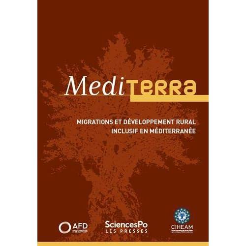 Mediterra : Migrations et développement rural inclusif en Méditerranée