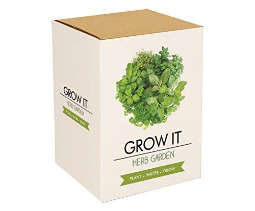 Galleria fotografica Gift Republic Grow It - Set per coltivare erbe aromatiche