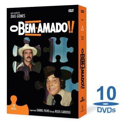 O Bem Amado (Uma Novela de Dias Gomes) - (10 DVDs Box Set) by Paulo Gracindo (Novelas De Dvd)