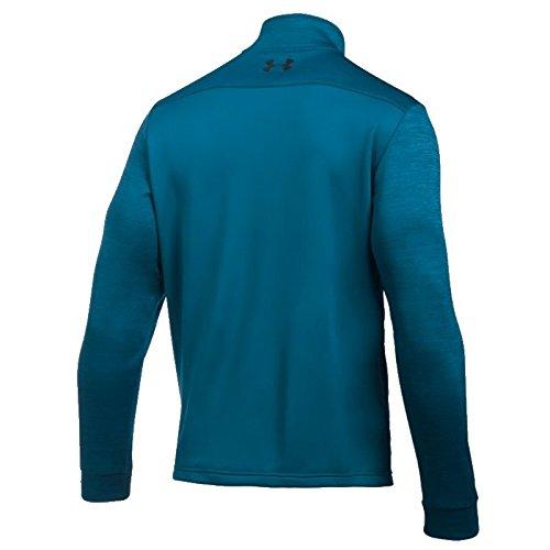 Under-Armour-Mens-Fleece-Icon-14-Zip-Warm-up-Top