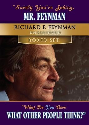 [ Surely, You'Re Joking Mr Feynman And What Do You Care What Other People Think? ] By Feynman, Richard P (Author) [ Nov - 2006 ] [ Compact Disc ]