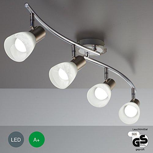 LED Deckenleuchte Lampe schwenkbar Deckenlampe Lampe LED Deckenleuchte LED Strahler Spots LED Spots Deckenleuchte LED Wohnzimmerlampe