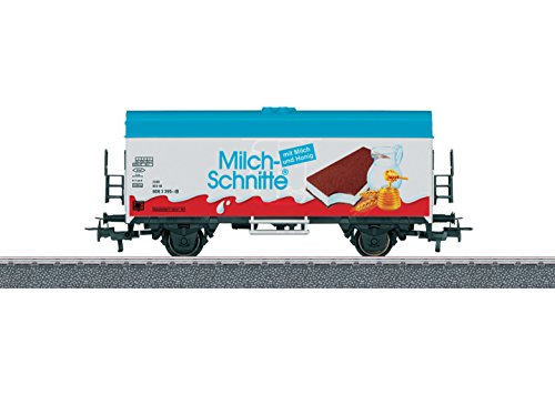 Märklin - 44203 - Modélisme Ferroviaire - Wagon - Réfrigérant - Ferrero MSC